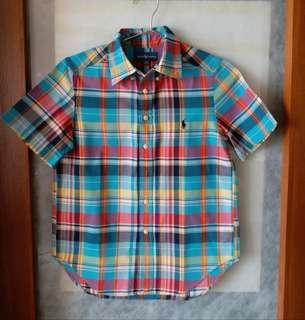 Polo牌小孩襯衫