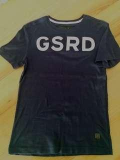 AUTHENTIC: G-Star Dark Blue Tee*