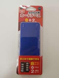 Iine Nintendo Switch Game Card Case 8+2