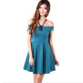 MGP Lisley Off Shoulder Dress