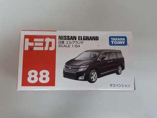 Tomica 88 Nissan legrand