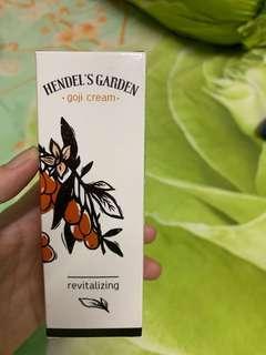 Hendel's Garden Goji Cream 100% asli Russia