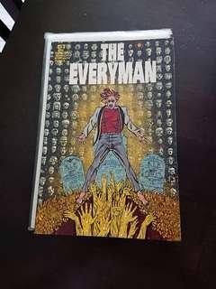 The Everyman Epic Comics 1991