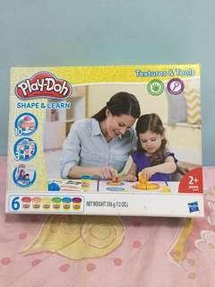 Play-Doh Textures & Tools playset
