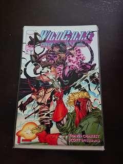 Wildcats Special #1 Image Comics 1991