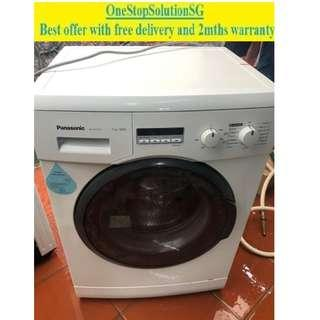 Panasonic (7kg) washer / washing machine ($270 + FREE delivery and 2mths warranty)