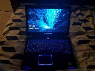 Alienware M14x R2 Laptop