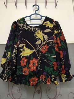 Seed Blouse