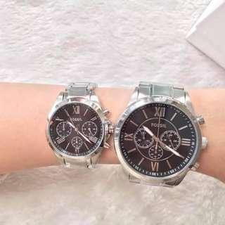Fossil for Couple