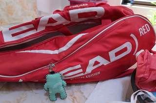 Head Red tennis bag