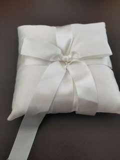 Wedding Ring Pillow