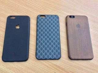 Iphone 6 s plus case 3pcs