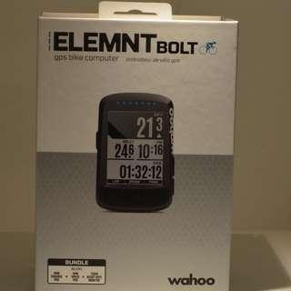 Wahoo Element Bolt Bundle