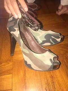 Staccato 高踩鞋
