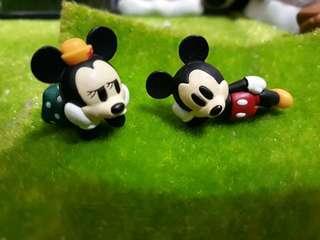 🚚 迪士尼 米奇米妮 Disney 扭蛋