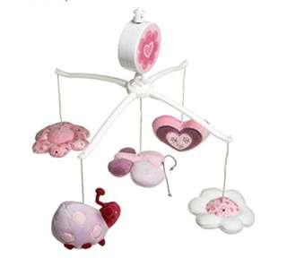JUST BORN Baby Musical Mobile for Crib