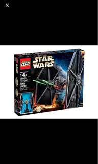 Lego 75095 Tie Fighter (UCS) - Negotiable!