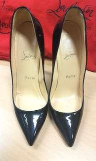 ef0cebe87ced CHRISTIAN LOUBOUTIN Pigalle 120 Patent Calf