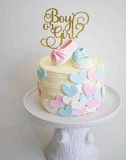 🧒Boy or Girl Cake 👧