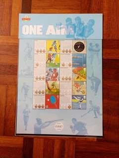 Stamp sheet - 2012 London Olympics