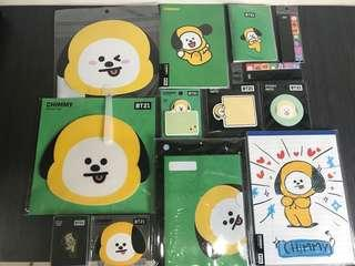 BT21 Chimmy Official Merchandise