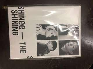 WTS SHINee The Shining Party Official Postcards Set