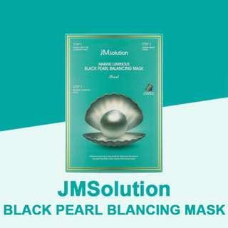 🚚 JMsolution Marine Luminous Black Pearl Balancing Mask