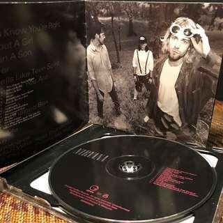 Nirvana Best Of CD