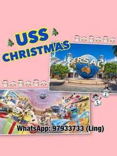 USS (UNIVERSAL STUDIO SINGAPORE)