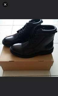 Boy Leather Boot