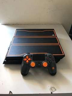 Ps4 Fat Call of Duty Edition