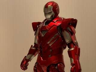 Hot Toys Iron Man 3 Mark 33 Mark 25