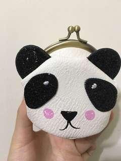🚚 熊貓 貓熊 零錢包
