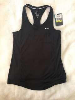 NIKE DRI-FIT ACTIVE WEAR SINGLET TOP