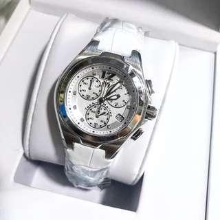 Technomarine Women's Manta Neo Classiic 36.5mm Chronograph Watch TM215025