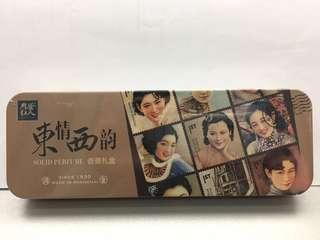 香膏禮盒 solid perfume