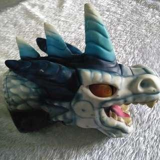 Dragon Hand Puppet Fire Ice Electronic Sounds