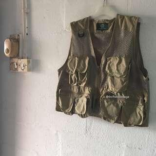 🔔 Ivy Brothers Fishing Vest