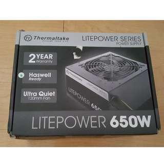 PSU - Thermaltake Litepower 650W