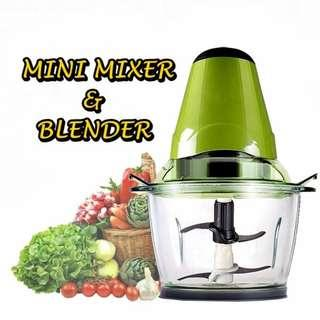 MINI MIXER & BLENDER GRINDER NKB28