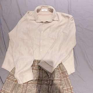 韓拍購入襯衫