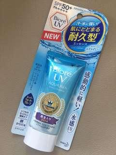 日版Biore防曬乳液SPF50 PA++++