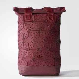 Issey Miyake Adidas backpack Maroon Red