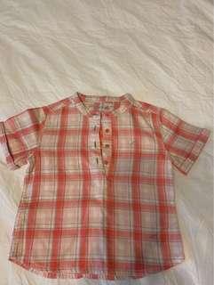 Chateau de sable boys shirt
