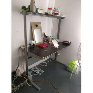 IKEA FREDRIK Computer Work Desk Table