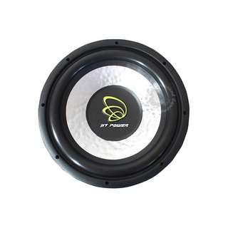 NT POWER 12 INCH SUPER PERFORMANCE SINGLE VOICE COIL SUB WOOFER (NT-W12S) CAR AUDIO SYSTEM