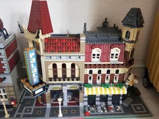 Lepin Cafe Corner And Palace Cinema