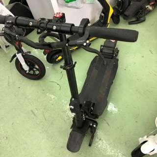 Used electric scooter frames