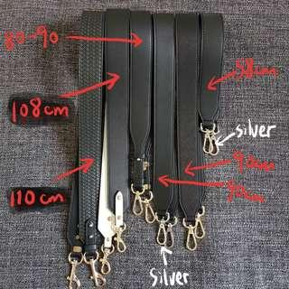 🚚 [Ready stock] [Strap You] bag Strap shoulder strap black mixed