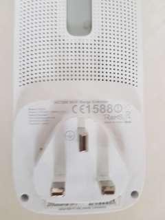 TP- link wi-fi range extander